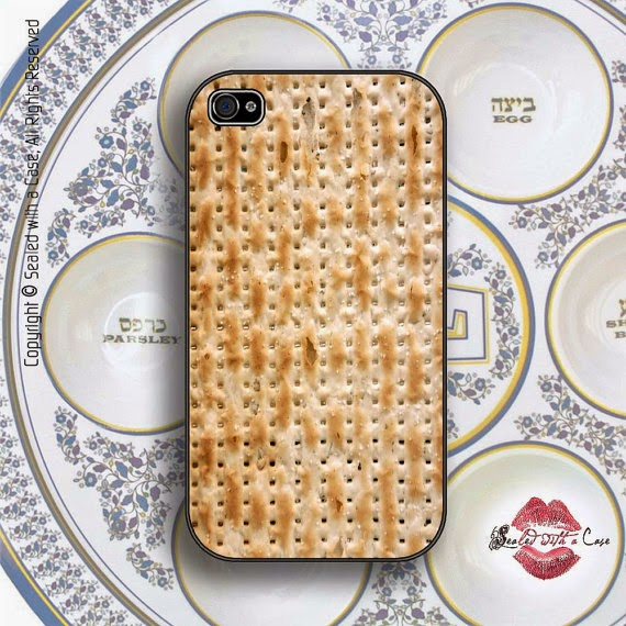 Matzah iPhone Case (also available for Samsung Galaxy)
