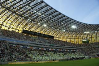 Sistema construtivo da cobertura da PGE Arena