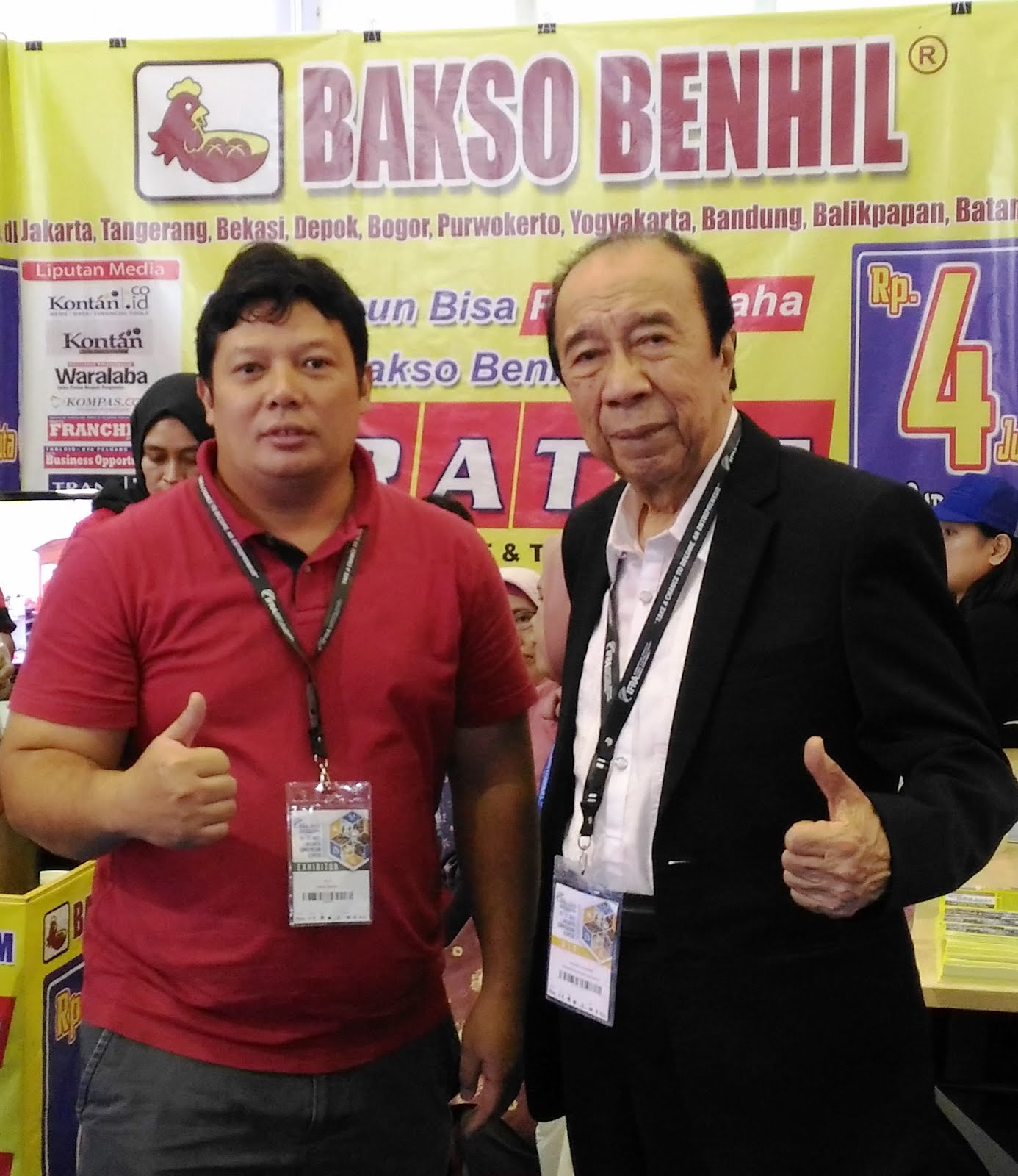 Bp. Anang Sukandar ketua AFI