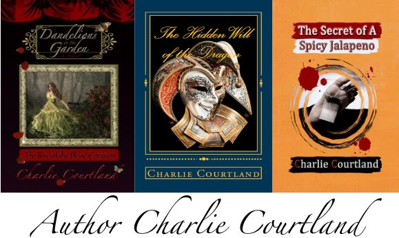 Author Charlie Courtland