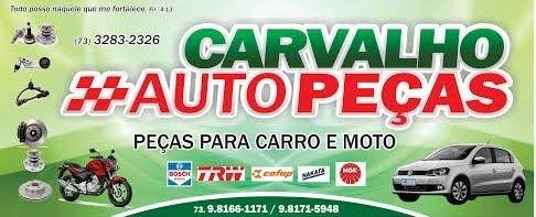 CARVALHO AUTO PEÇAS ;Motos e carro