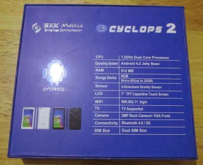 SKK Mobile Cyclops 2 Box_Back