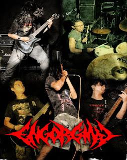 engorging band death metal samarinda