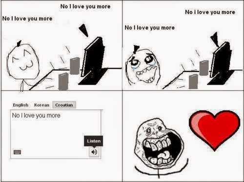 funny memes about love