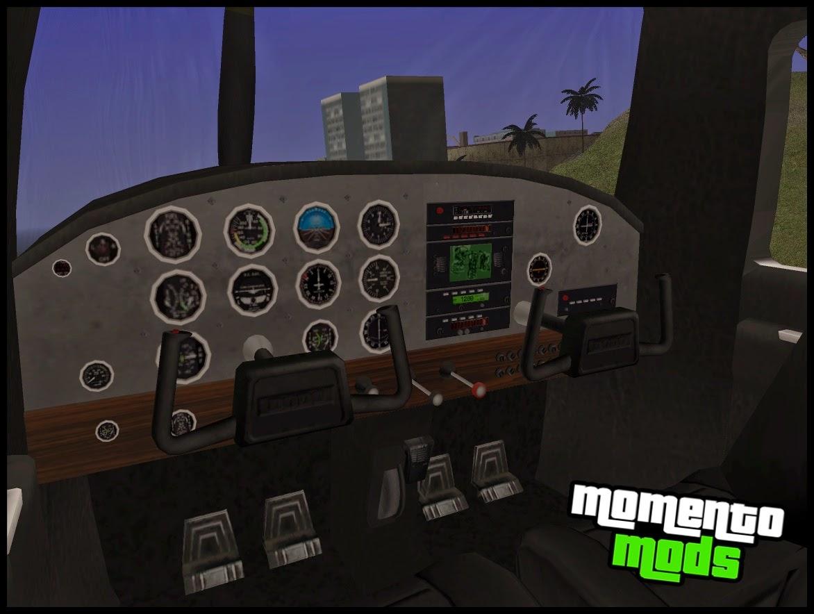 GTA SA - Avião Dodo Do GTA V