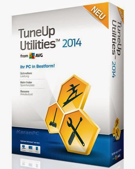 TuneUp Utilities 2014 v14.0.1000.340 Final Crack Serial Number