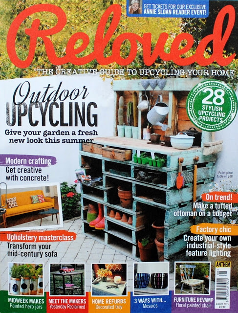 Reloved Magazine Augst 2015
