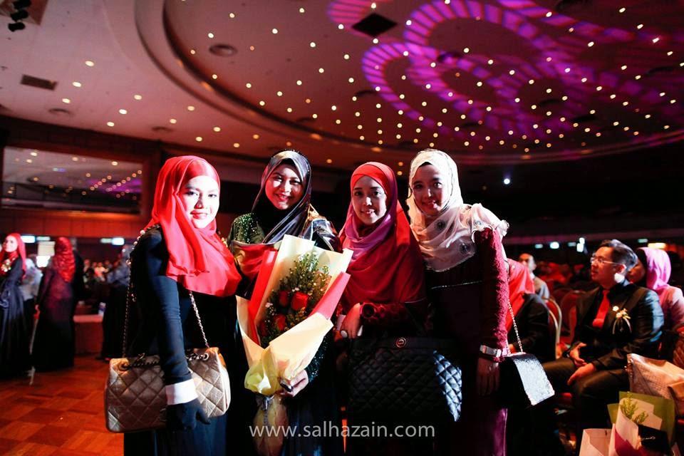 Di Anugerah SM SSM