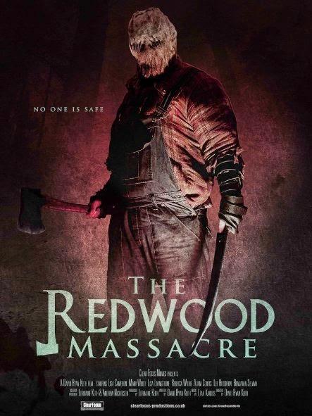 Thảm Sát Rừng Bách Tùng - The Redwood Massacre (2014)