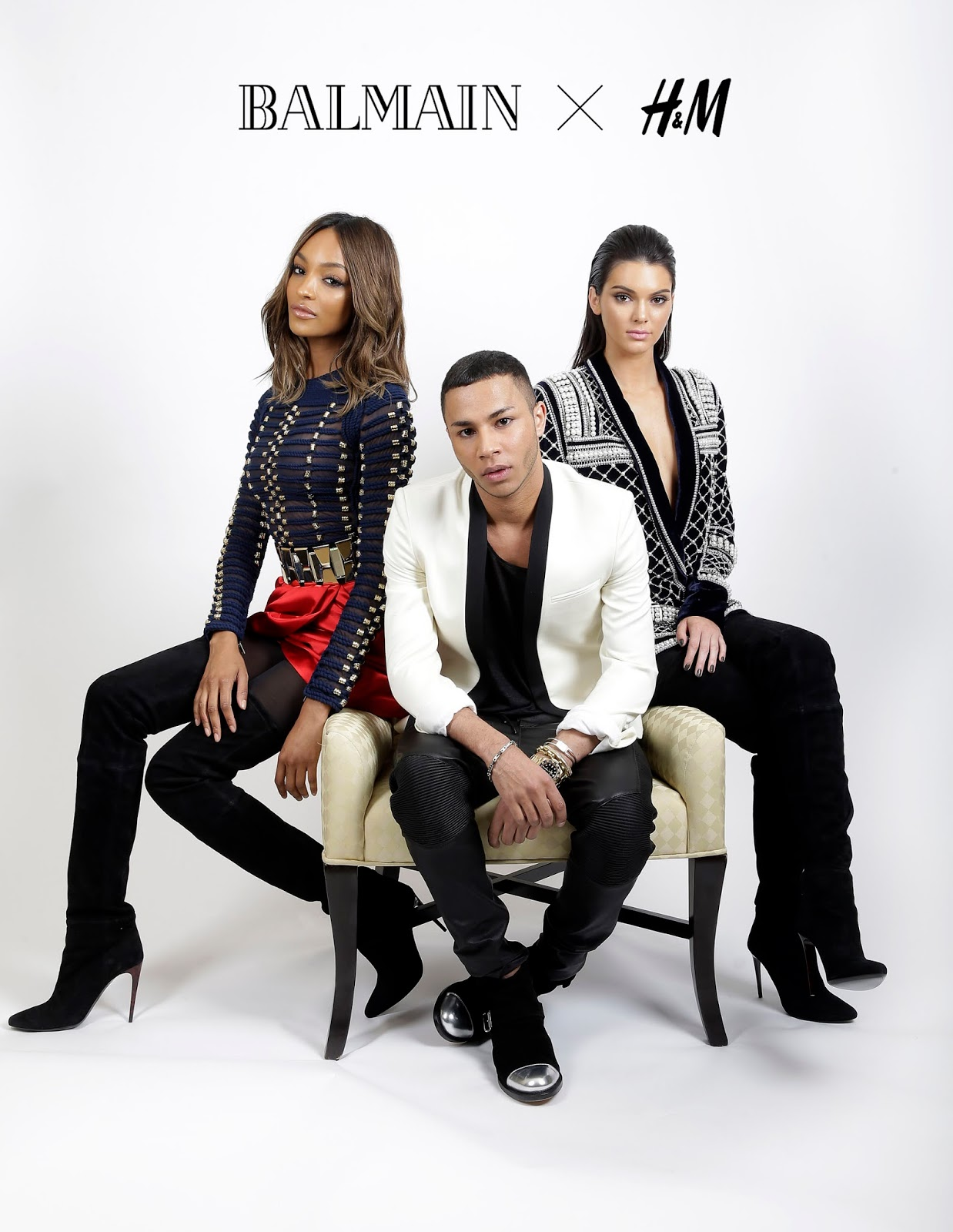 Eniwhere Fashion - Balmain for H&M capsule collection