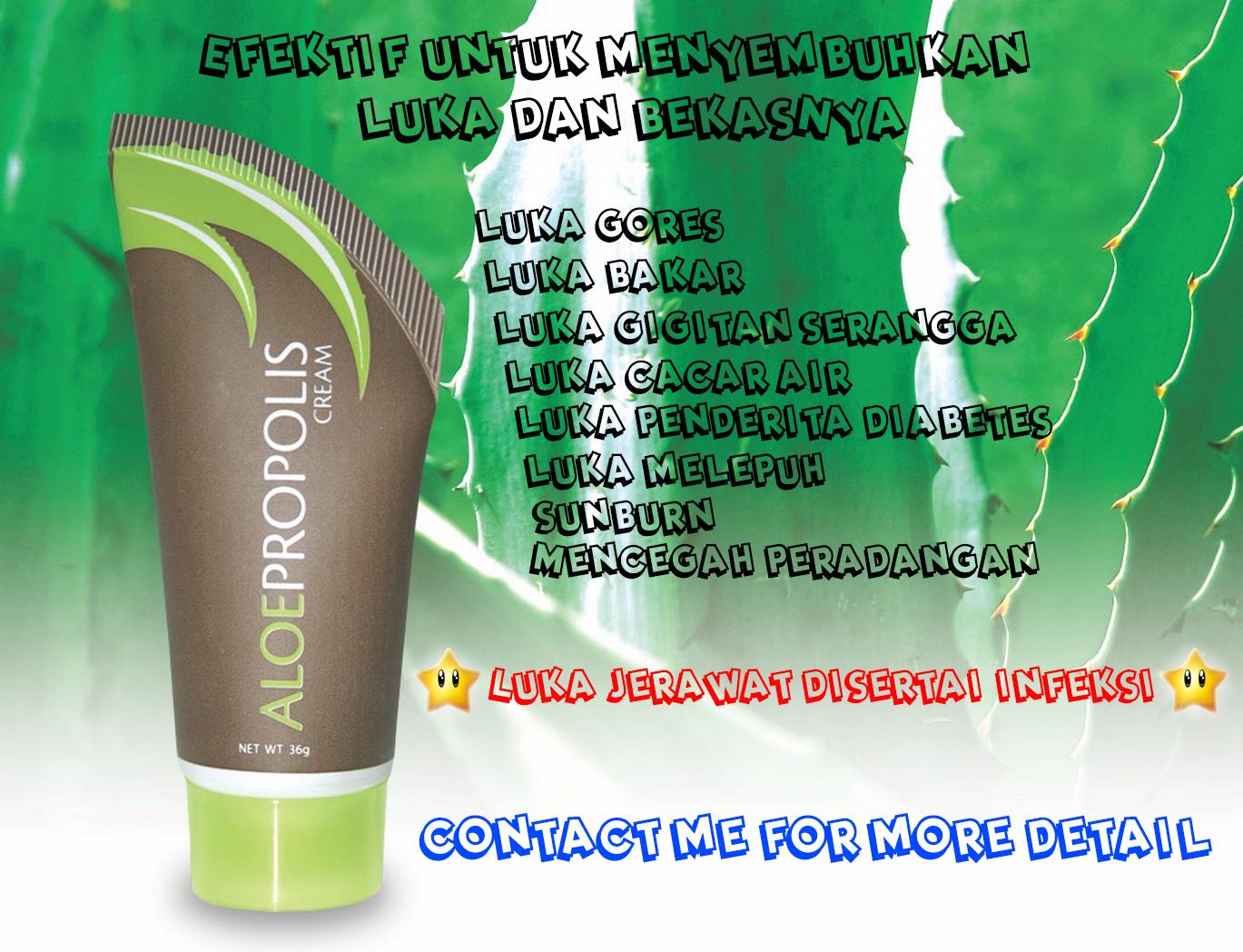 Bikin Sehat Nggak Mahal: HDI Aloe Propolis Cream High Desert