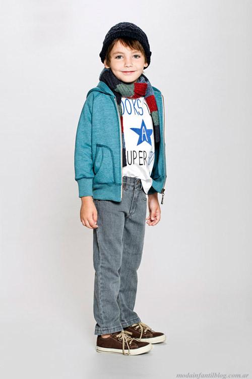moda infantil pioppa 2013