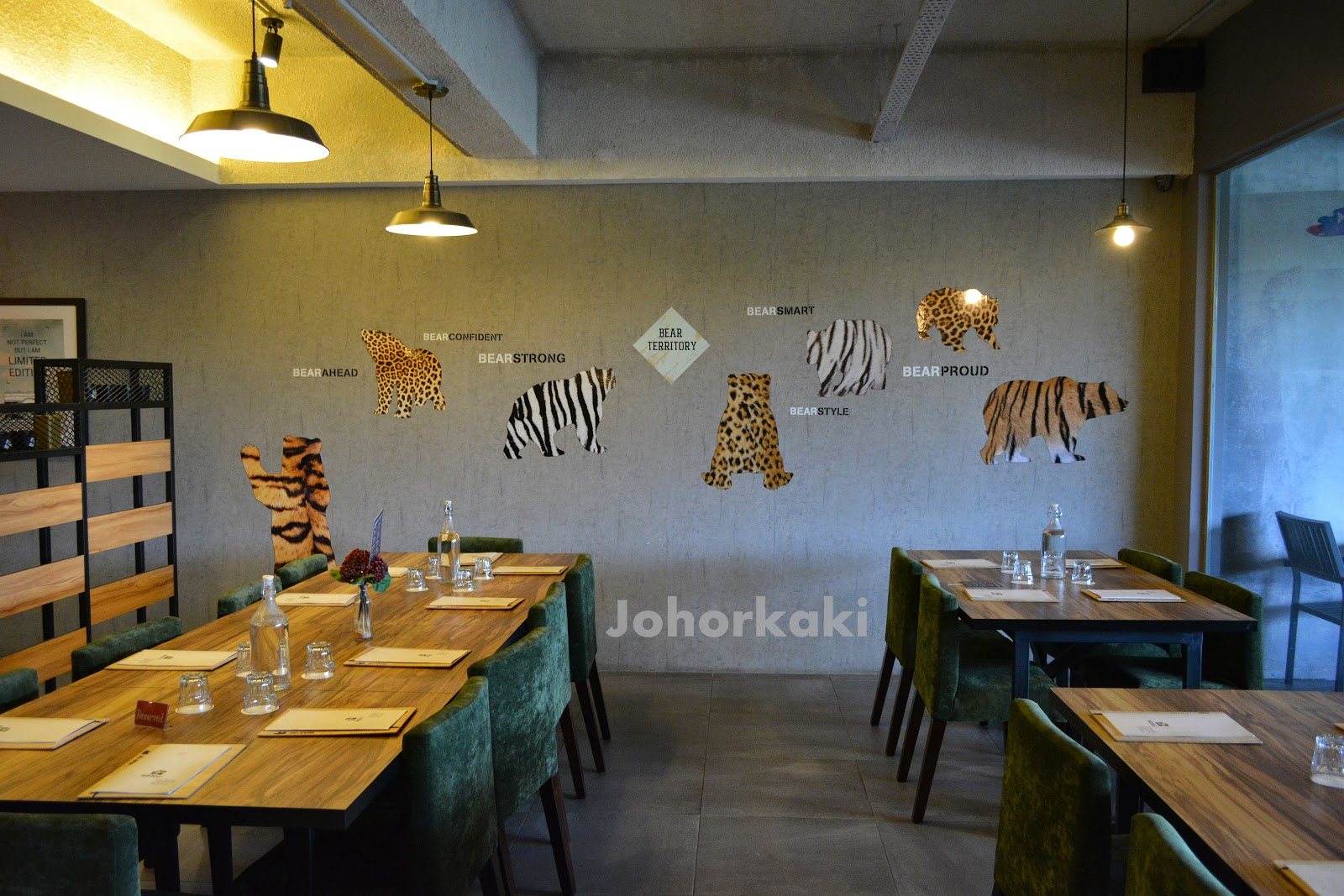 Gcafe In Johor Bahru Mount Austin Johor Kaki Travels For
