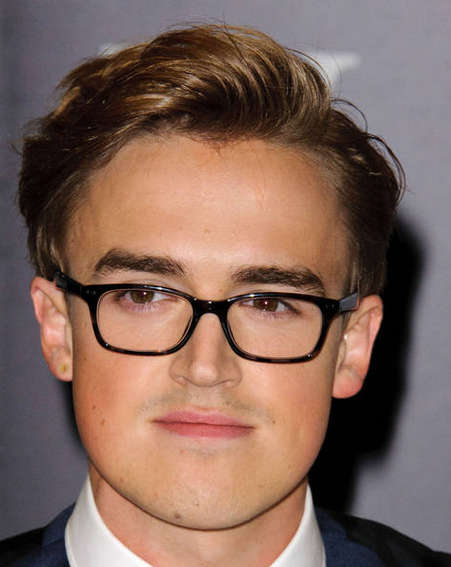 Tom fletcher hairstyles men hair styles collection for Fletcher