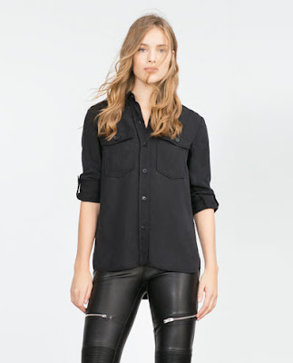Zara Loose Fit Shirt