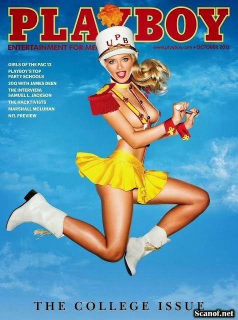 Carly Lauren Playboy rubia fotos vídeos pics hot blonde Playmate culo desnuda tetas chica guapa 1x2