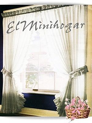 El minihogar for Cortinas clasicas elegantes