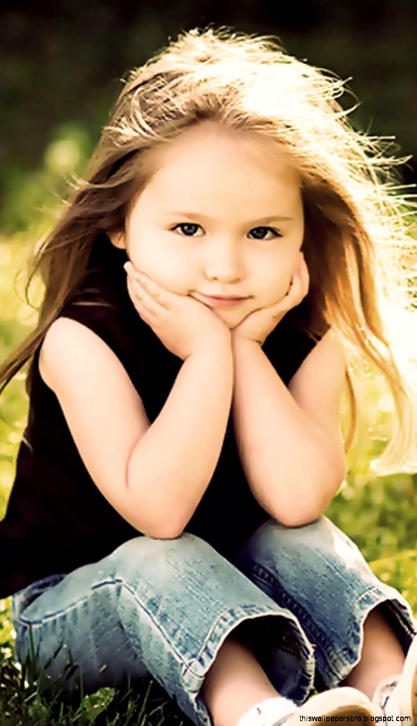cute baby girl wallpapers hd for galaxy s4 | this wallpapers