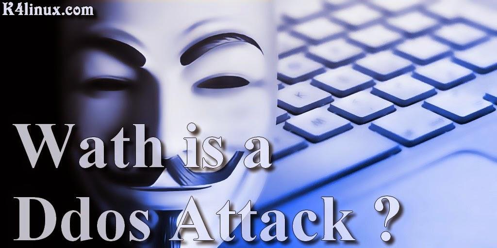 kali linux ddos attack