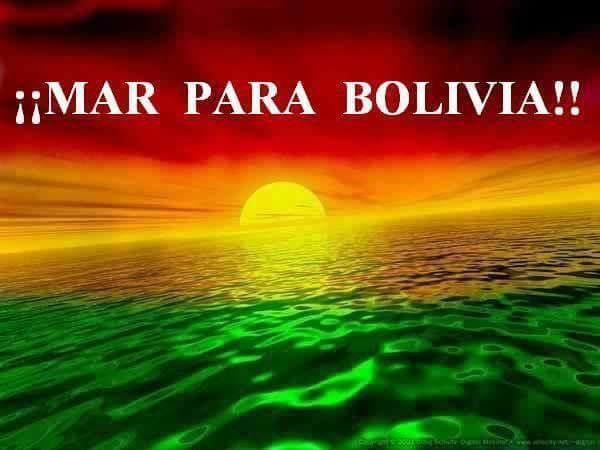 Demanda marítima boliviana