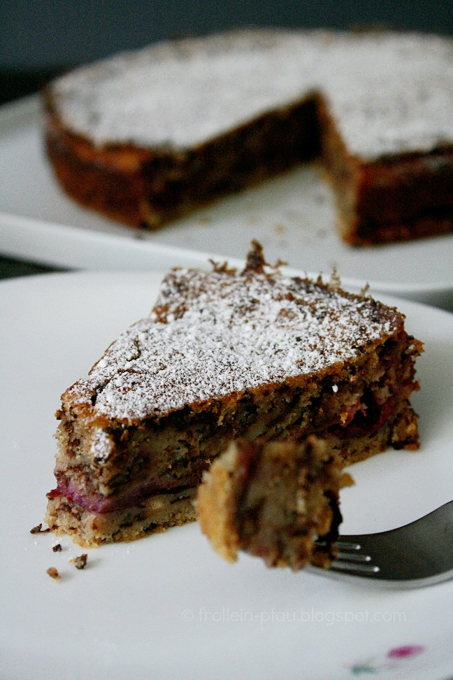 Mmi, Mittwochs mag ich, Kuchen, Rezept, Kuchenrezept, italienischer Mandelkuchen, Schokokuchen, lecker