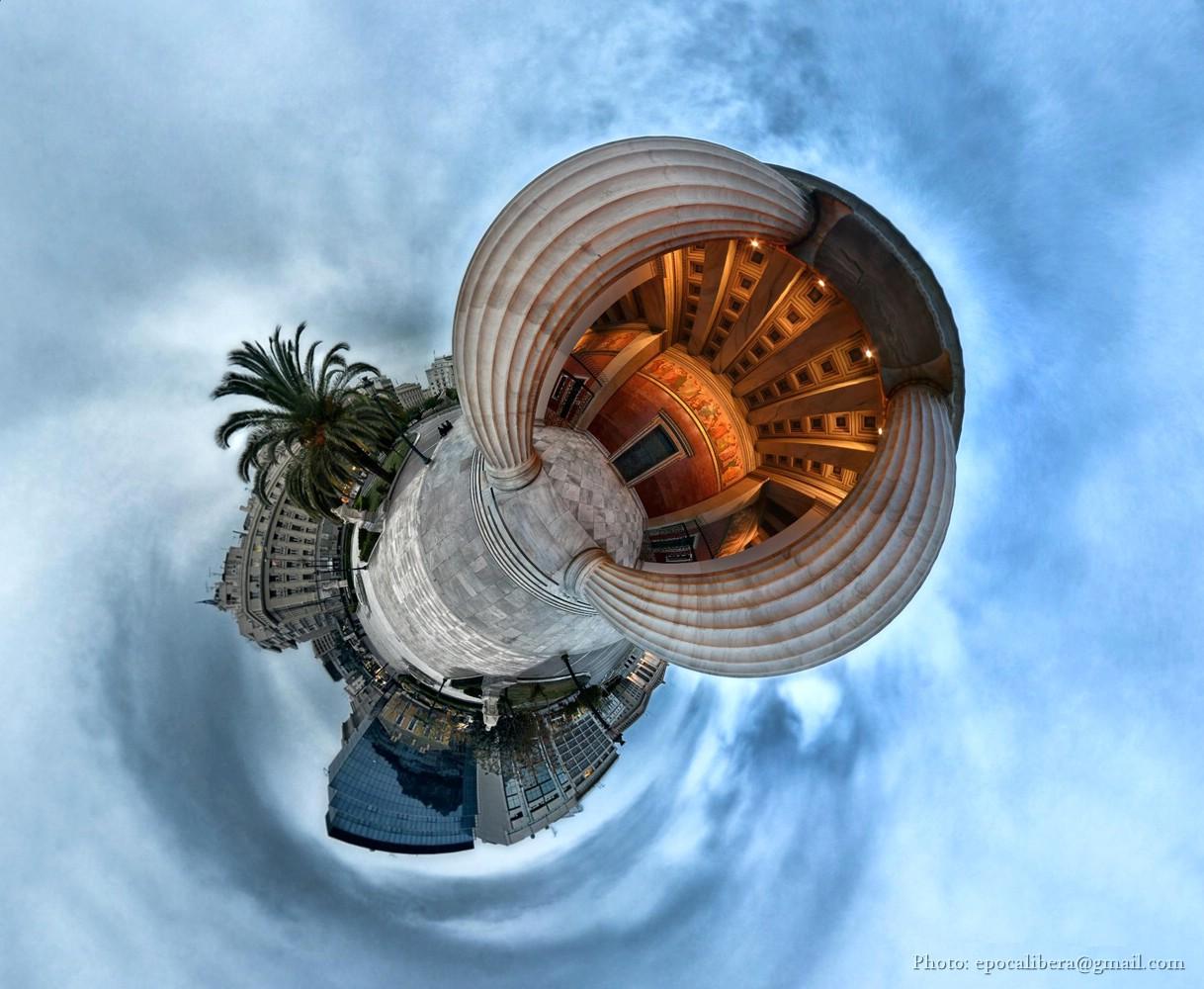 Prytaneum of Athens University  Epoca Libera images