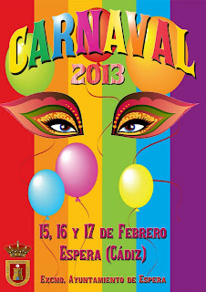 Carnaval de Espera 2013