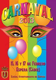Carnaval de Espera 2013