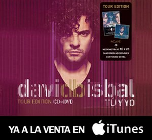 David Bisbal Tun y Yo Tour Edition en iTunes