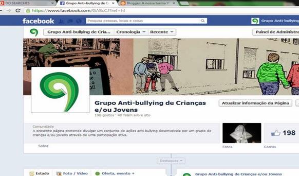 Visita a nossa página no Facebook