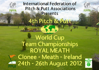 IV Copa del Mundo de Pitch & Putt en Irlanda (FIPPA)