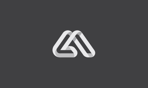 Overlapping technique Logo LA