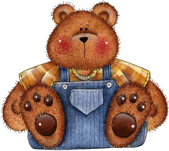 imagenes de osos country para imprimir-Imagenes y dibujos para ...