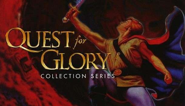 Quest for Glory Pack 1 - 5 PC Full