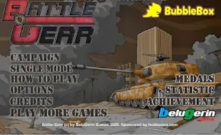 Game Perang Battle Gear - Game Begog