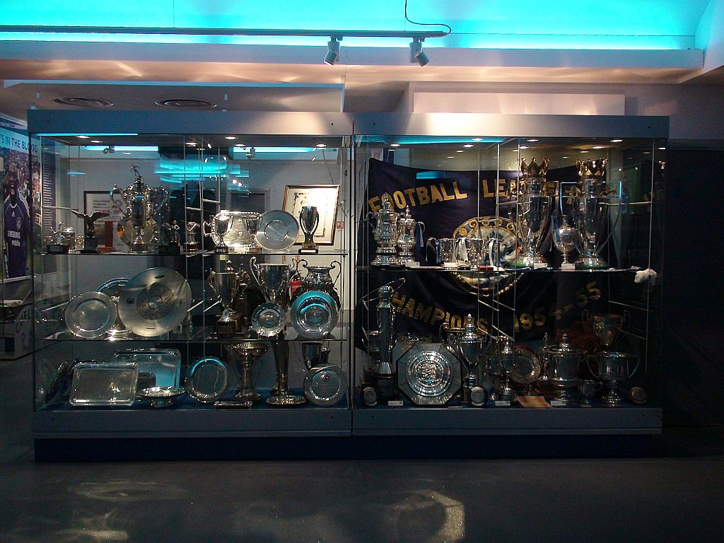 Writing About And Occasionally Some Trophy Case