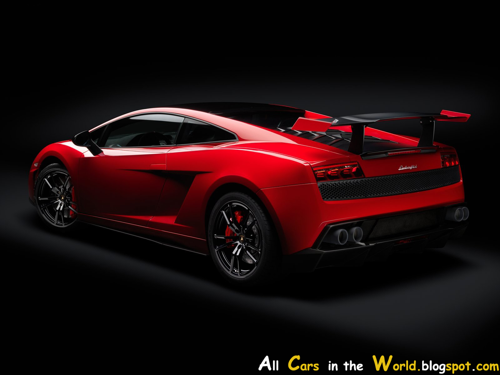 The 2012 Lamborghini Gallardo LP570-4 Super Trofeo Stradale ~ All