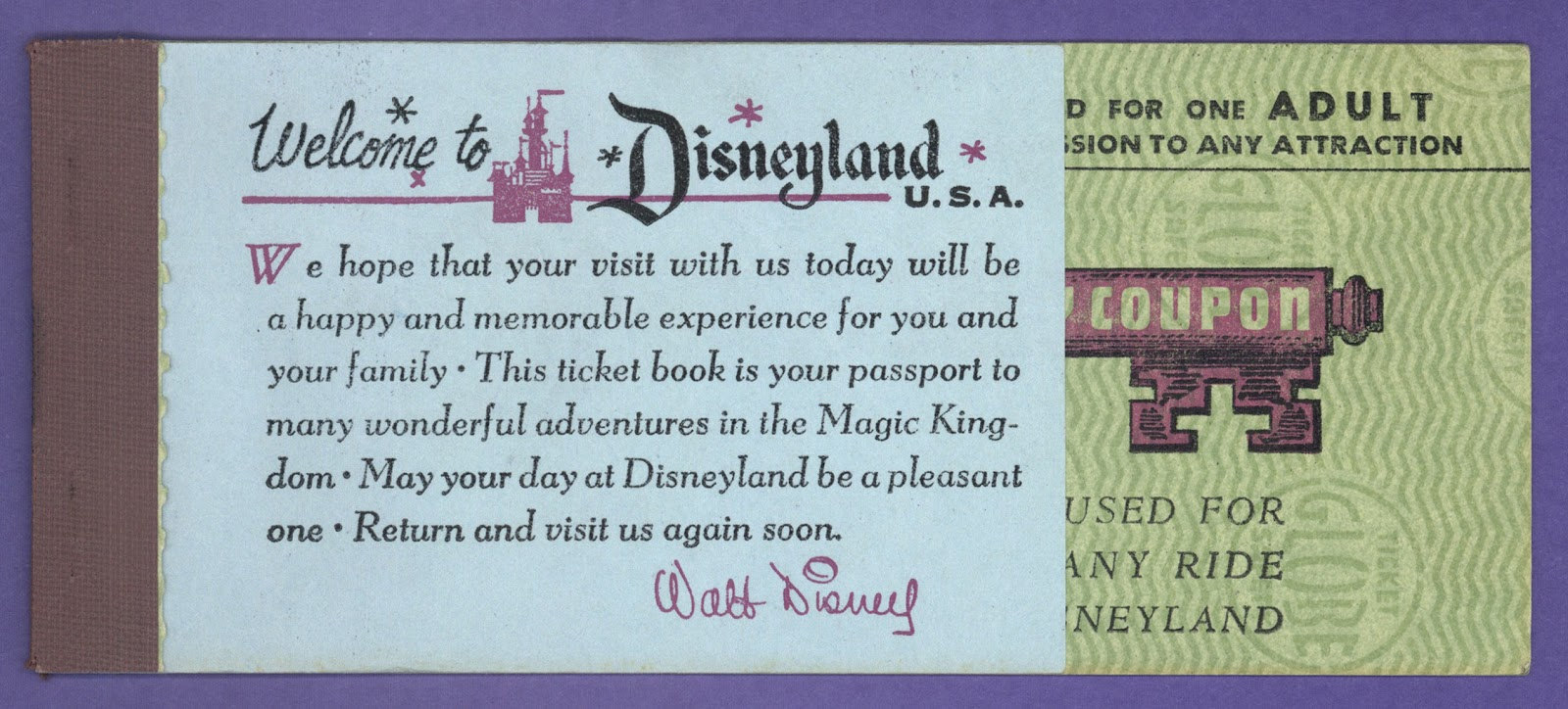 Disney magic kingdom coupons