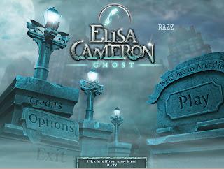 Ghost: Elisa Cameron BETA