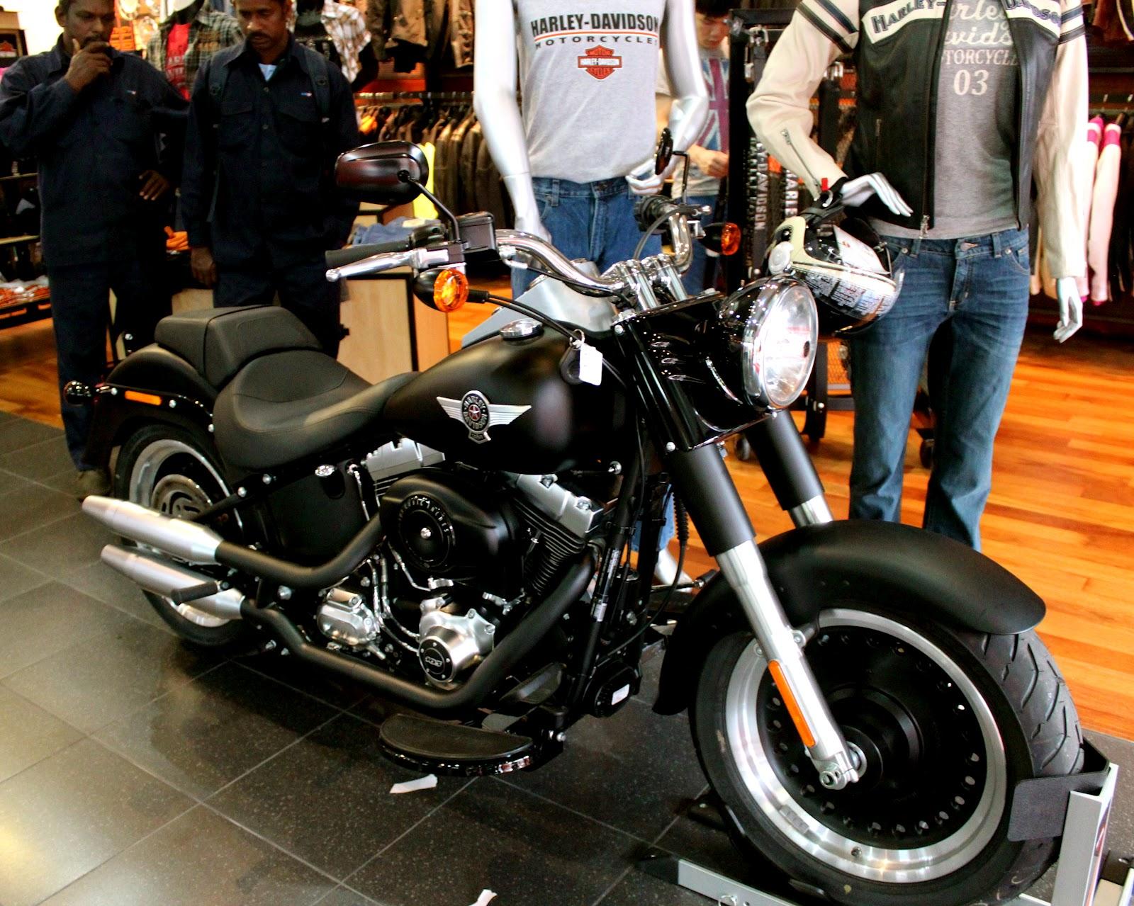 it's a journey: Harley-Davidson of Penang, Juru Auto-City