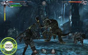 Free Download Joe Dever's Lone Wolf v.2.0 Full Apk + Data Android