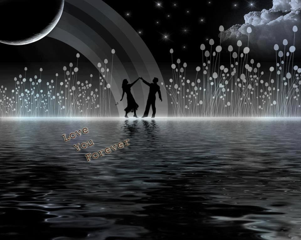 love u good night wallpaper