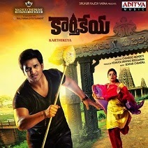 Watch Karthikeya (2014) DVDScr Telugu Full Movie Watch Online Free Download