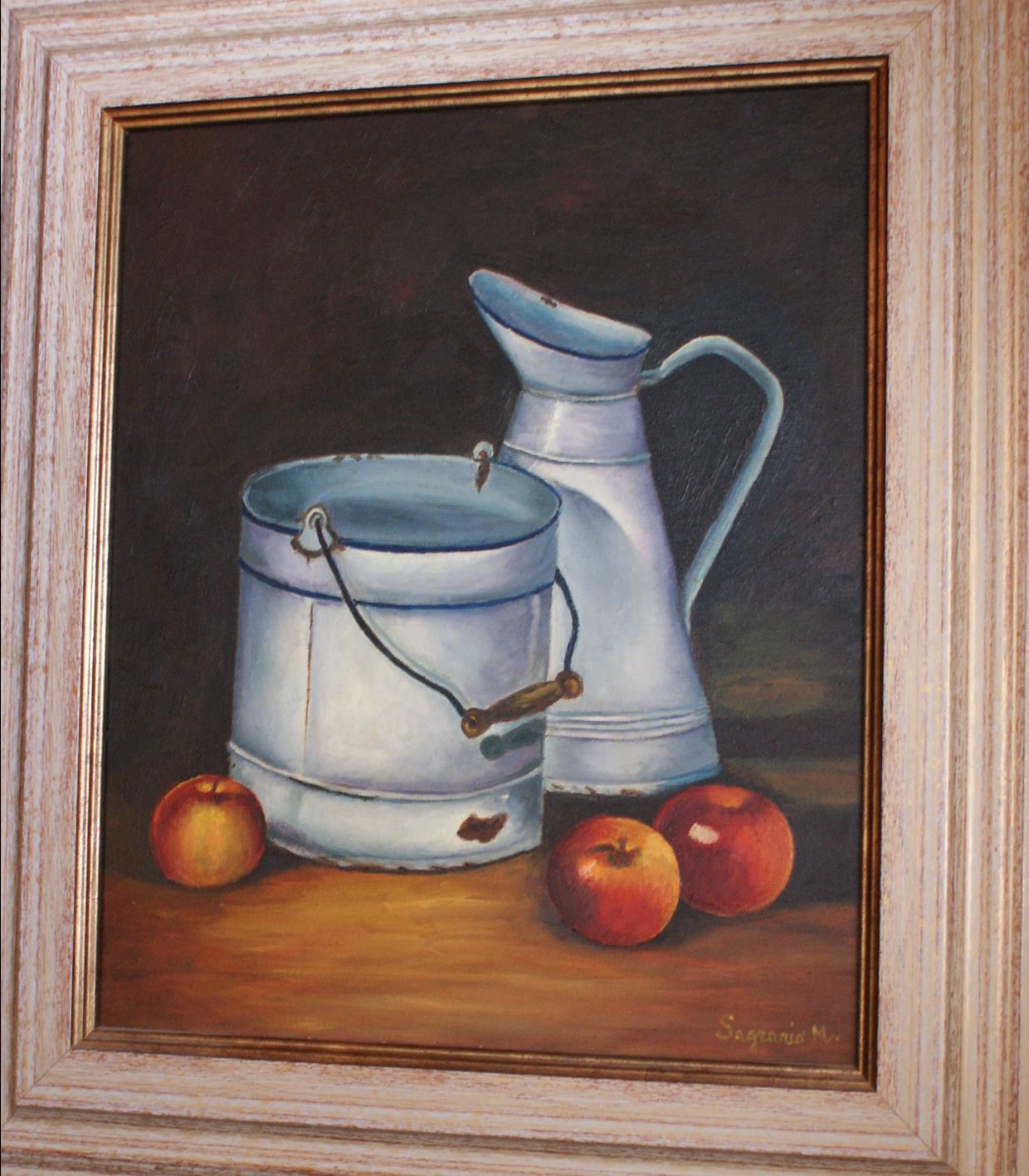 Los cuadros de sagri objetos antiguos for Compra de objetos antiguos