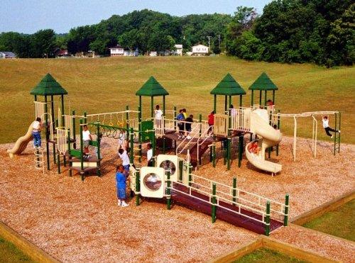 Kidstuff Playsystems, Playground, Image