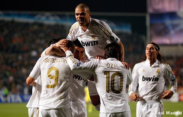 Video APOEL vs Real Madrid 0-3 Liga Champion 28 Maret 2012