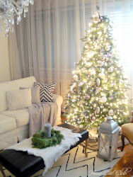 Featured Christmas Home Tour 2015.