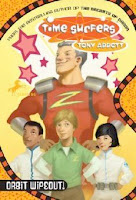 bookcover of SPACE BINGO (Time Surfer series #1) by Tony Abbott