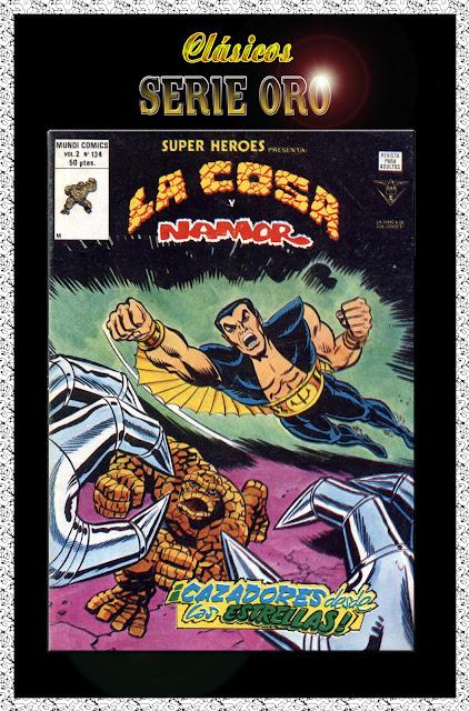 Portada de Superhéroes Volumen 2 Nº 134 Ediciones Vértice
