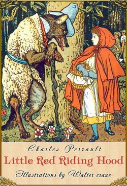 an analysis of little red riding hood by charles perrault and the brothers grimm Both versions and adaptions of little red riding hood by perrault and the brothers grimm use the same archetypal characters and setting in order to keep the importance of the original tale.
